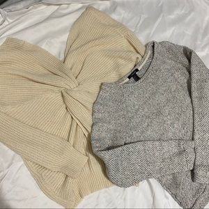 Forever 21 sweater bundle